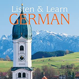Listen & Learn German | [Dover Publications]