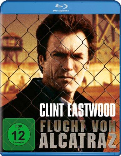 Flucht von Alcatraz [Blu-ray]
