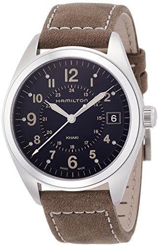 [ハミルトン]HAMILTON 腕時計 カーキフィールド カレンダー H68551833 メンズ 【正規輸入品】