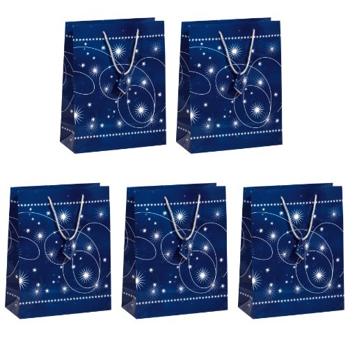 sigel gt001 gro e papier geschenkt ten blue mystery 33 x 26 cm 5 st ck f r weihnachten. Black Bedroom Furniture Sets. Home Design Ideas