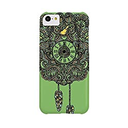 Cuckoo Clock Nest iPhone 5c Dollar bill Barely There Phone Case