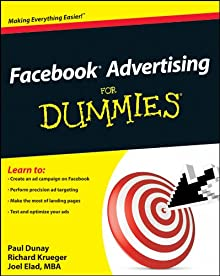 Facebook Advertising For Dummies (For Dummies (Computers))