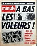 MINUTE [No 483] du 14/07/1971 - LES C...