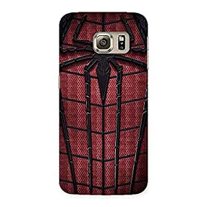 Premier Web Wear Designer Back Case Cover for Samsung Galaxy S6 Edge