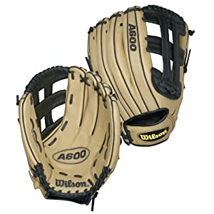 Wilson A600 13 Slow Pitch Glove Sold Per EACH by Wilson