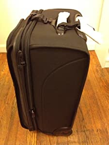 Tumi Alpha Frequent Traveler Zippered Expandable Carry-On Style 22922
