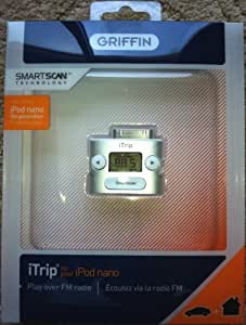(GRIFFIN) iTrip FM Transmitter for iPod Nano