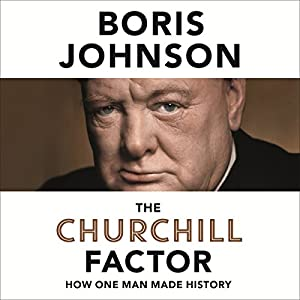 The Churchill Factor Audiobook
