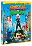 Monsters vs Aliens (1-Disc) [DVD]
