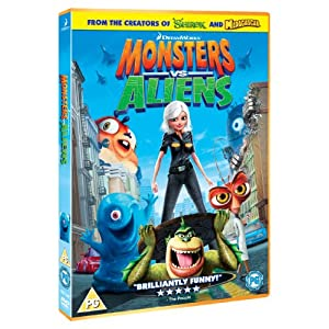 Post Thumbnail of Monsters vs Aliens