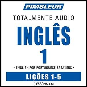 ESL Port (Braz) Phase 1, Unit 01-05 Audiobook