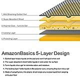 AmazonBasics Puppy Pads Trainingsunterlagen für Welpen, Standardgröße, 50 Stück -