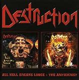 echange, troc Destruction - All Hell.../the Antichrist