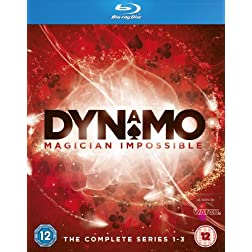 Dynamo: Magician Impossible: Season 1-3 [Blu-ray]