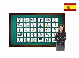 Amazon.com: Tarjetas de vocabulario - Ocupaciones - Occupations and