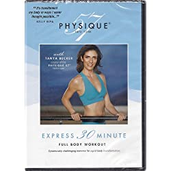 Physique 57 New York: Express 30 Minute Full Body Workout