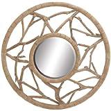 The Stunning Wood Wall Mirror