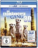 Die Erdmännchen Gang 3D - Wilde Abenteuer in der Kalahari-Wüste (+ 2D-Version) [Blu-ray 3D]