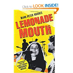 Lemonade Mouth by Mark Peter Hughes British/UK edition book