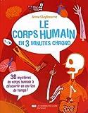 """Afficher """"Le corps humain en 3 minutes chrono"""""""
