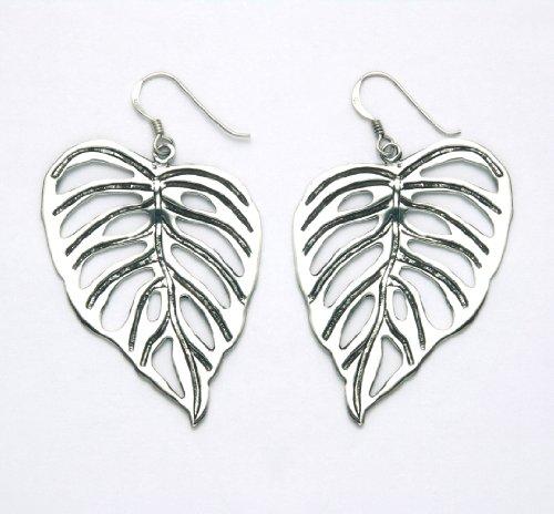 sterling-silver-openwork-fern-leaf-earrings