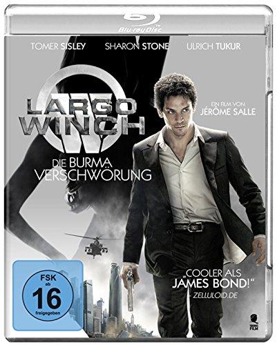 Largo Winch 2 - Die Burma-Verschwörung (Schreiber & Leser- Edition) [Blu-ray]