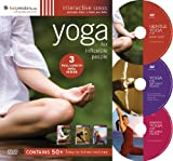 51RIPCvXWkL. SL160  Yoga for Inflexible People 3 DVD Set (50 Routines)