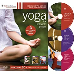 Yoga for Inflexible People 3 DVD Set (50 Routines) (2011)