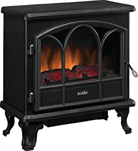 0 Fireplace Twin Star Duraflame Electric Stove