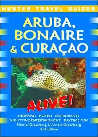 Aruba, Bonaire & Curacao Alive (Alive Guides)