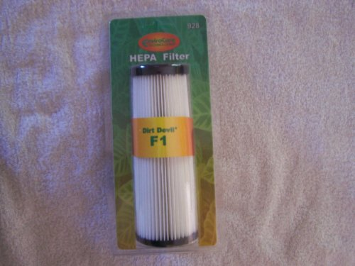 Dirt Devil F1 Hepa Filter By Envirocare