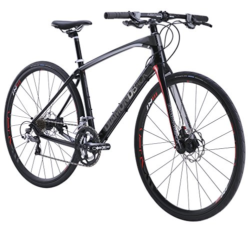 New Diamondback Bicycles 2015 Interval Complete Performance Hybrid Bike