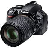 Nikon D 3100 Kit + AF-S DX 18-105 VR