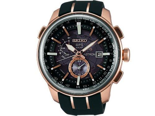 Watch Seiko Astron Sas032j1 Men´s Black
