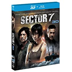 Sector 7 (3-D) [BluRay] [Blu-ray]