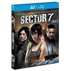 Sector 7 (3-D) [BluRay] [Blu-ray]