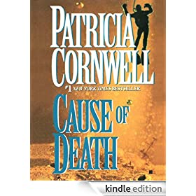 Cause of Death (Kay Scarpetta Mysteries)