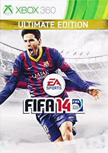 FIFA 14 Ultimate Edition (English, French) [Region Free Edition] XBOX 360 GAME