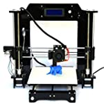HICTOP Prusa I3 3D Desktop Printer, D...