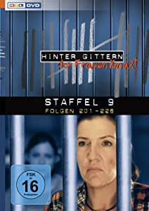 hinter gittern staffel 09 6 dvds barbara freier egon hofmann christiane reiff. Black Bedroom Furniture Sets. Home Design Ideas