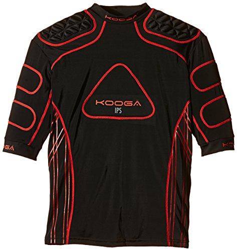 kooga-ips-elite-protective-top-black-red-small