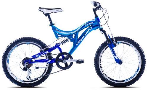 Capriolo-Mountainbike-20-Zoll-fr-Kinder-CTX200-MTB-geeignet-fr-6-9-Jahre-Shimano-6-Gang-vollgefedert
