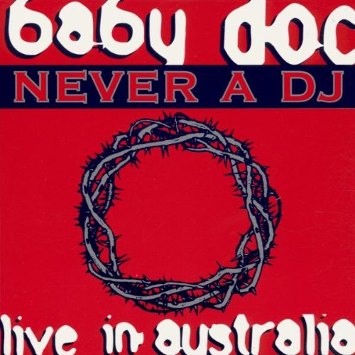 Never A Dj: Live In Australia back-196689