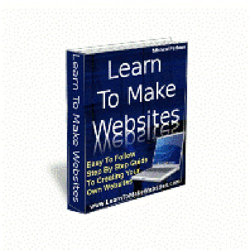 Learn+To+Make+Websites+-+Easy+To+Follow+Step+By+Step+Guide+To+Creating+Your+Own+Website