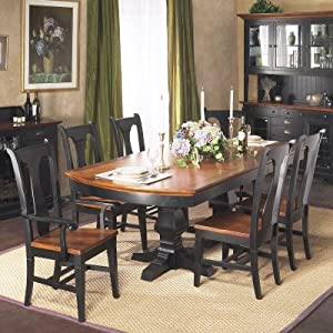 GS Furniture Riverside 7 Pc. Rectangular Dining Set