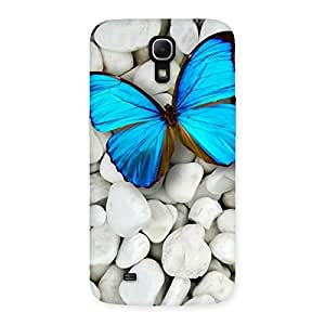 Gorgeous Awesome ButterFly Multicolor Back Case Cover for Galaxy Mega 6.3