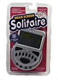 Classic Game Mega Screen Solitaire Hand Held Game