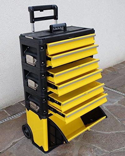 Metall-Werkzeugtrolley-Werkzeugkasten-Werkstattwagen-XXL-Type-3053B1D-von-AS-S