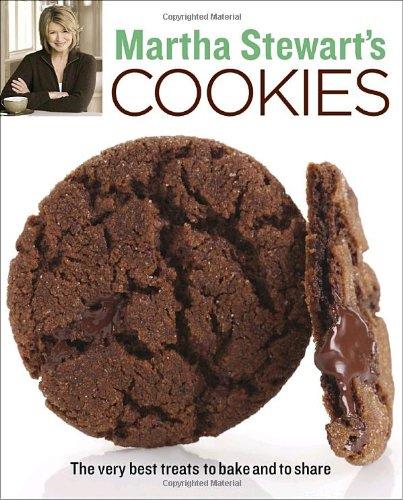 Martha Stewart's Cookies: The Very Best Treats to Bake and to Share (Martha Stewart Living Magazine)