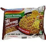 Indomie Instant Fried Noodles Satay Flavor for 1 Case (30 Bags)